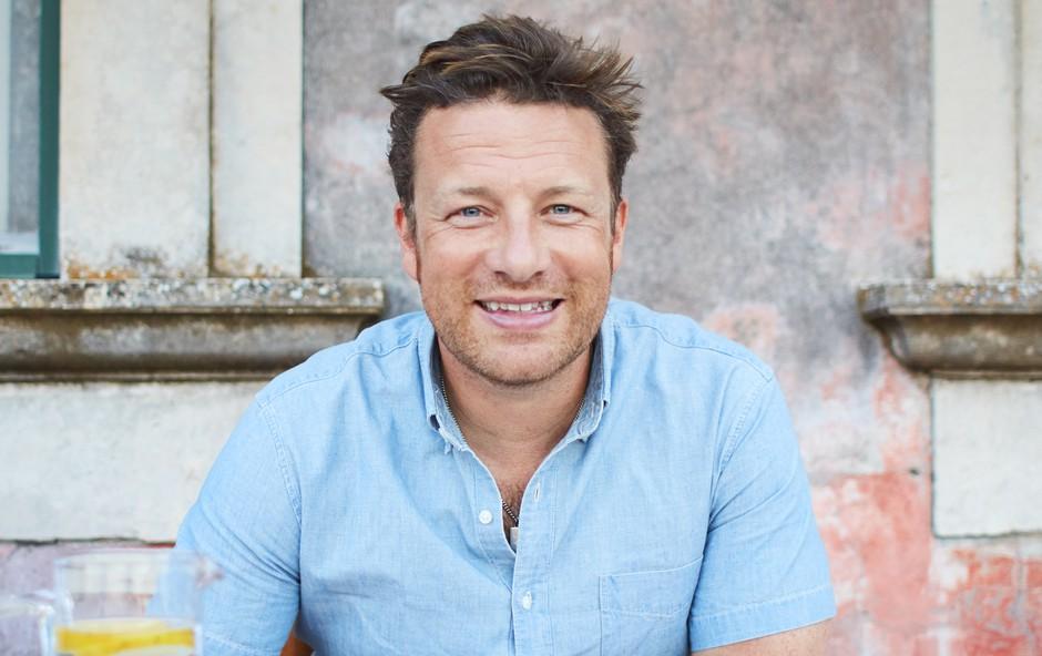 Jamie Oliver v lovu za amaterskimi kuharji (foto: Instagram)