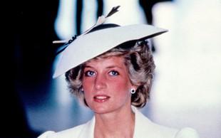 Zakaj je princesa Diana torbico vedno prislonila na svoj dekolte?