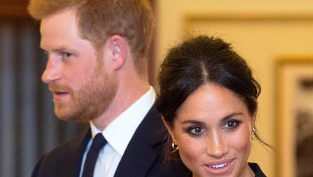 Meghan Markle in princ Harry za novega člana na kraljevem dvoru izbrala očarljivo ime (foto: Profimedia)