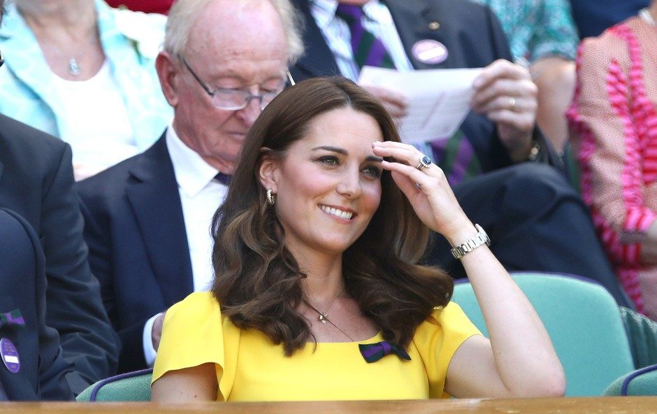 Kate Middleton zaradi sestrine nosečnosti morda ne bo prišla na poroko (foto: Profimedia)