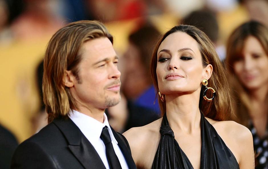 Angelina Jolie: Počasi popušča Bradu (foto: Profimedia)