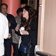 Monica Lewinsky zapustila televizijski studio, ko so se začela vprašanja o Billu Clintonu