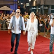 Sebastian Cavazza in Ajda Smrekar: Sanjski gledališki par