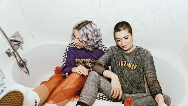 Eva Slana in Tjaša Pezdirc o svoji modni blagovni znamki WE ARE LENA (foto: Eva Leber)