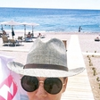 Mateja Naberšnik na otoku številnih peščenih plaž, zelenih gričev in dolin!