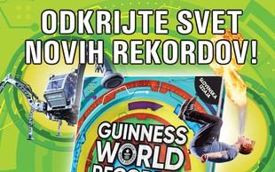 23 slovenskih rekorderjev v Guinnessovi knjigi rekordov za leto 2019!