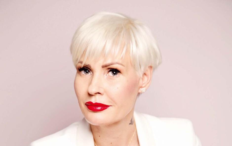 Dr. Veronika Podgoršek: Če si psihoterapevt, ne pomeni, da si čarodej (foto: Aleksandra Saša Prelesnik)