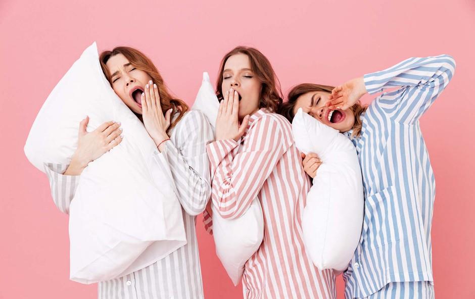 Motnje spanja: Spite dovolj? (foto: Shutterstock)