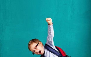 Da bo šola super stvar: Se veseliš šole?