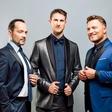 Trio Vivere: Dva pevca in bodoči zobozdravnik