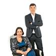 Mario Galunič in Nuška Drašček: Nuško je kot strela z jasnega zadelo povabilo Maria Galuniča