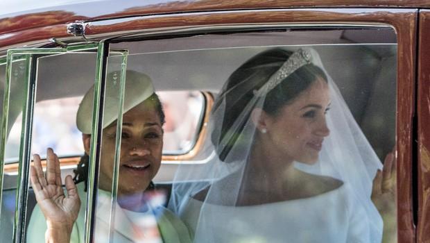 Mama Meghan Markle obiskala hčerko v Veliki Britaniji, a je kraljeva družina njen obisk skrivala pred mediji (foto: Profimedia)