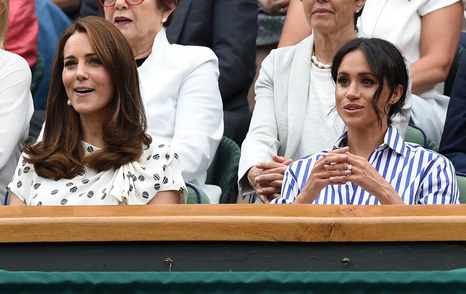 Kate Middleton in Meghan Markle čez dan takšnega nakita ne smeta nikoli nositi (foto: Profimedia)