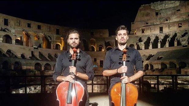 V svojo zbirko dodala še rimski Kolosej (foto: Instagram)