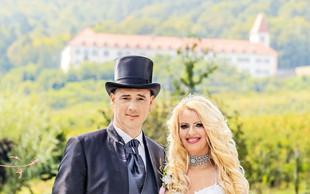 Glasbenik Damiano Roi se je poročil!
