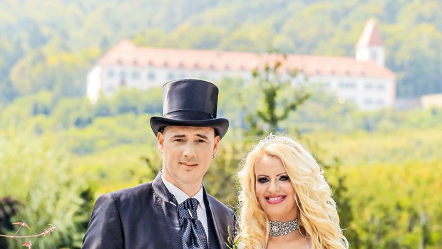 Glasbenik Damiano Roi se je poročil! (foto: Luka Rebolj)