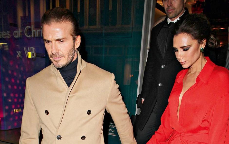 Victoria Beckham zanikala govorice o ločitvi (foto: Profimedia)