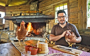 Družina Firbas: Okus življenja na kmetiji!