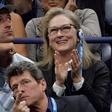 Poglejte si, kako čustveno je Meryl Streep navijala na teniškem turnirju in nasmejala vse okoli sebe