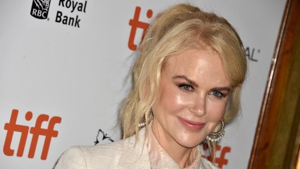 Nicole Kidman pri 51 letih brez ene same gubice na obrazu (foto: Profimedia)