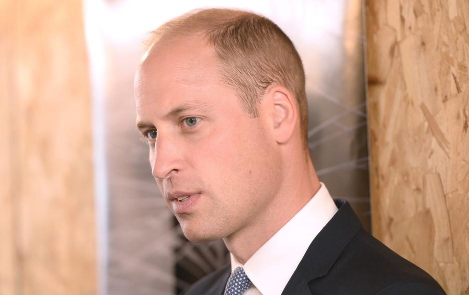Princ William razkril, kateri je ženin najljubši šov (foto: Profimedia)