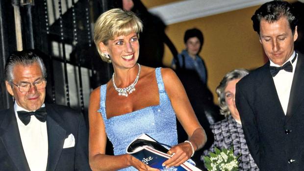 Princ Harry in njegov poklon pokojni princesi Diani (foto: Profimedia)