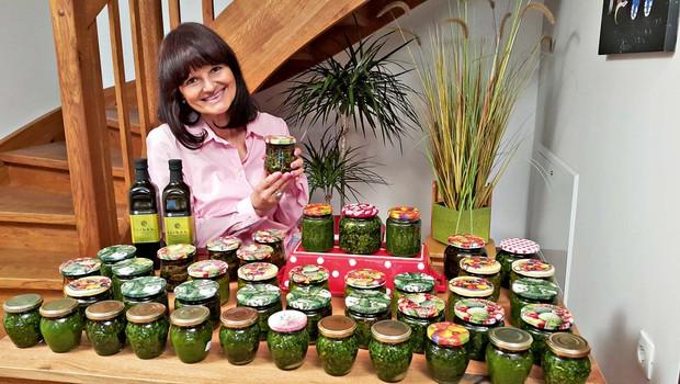 Nataša Bešter: Shranjevanje zelišč in marmelada z začimbami (foto: osebni arhiv )