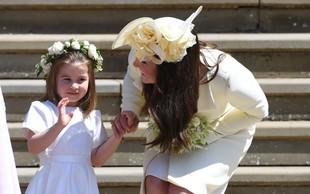 Princesa Charlotte vse bolj samozavestna, princ George ostaja zadržan in sramežljiv