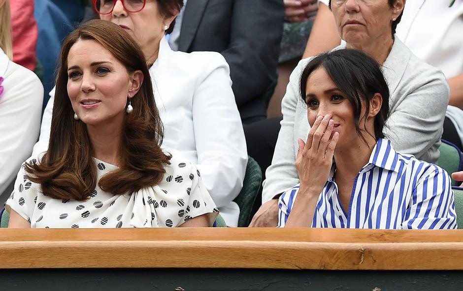 Kate Middleton kršila kraljeva pravila, Meghan Markle to kraljevo pravilo ves čas spoštuje (foto: Profimedia)