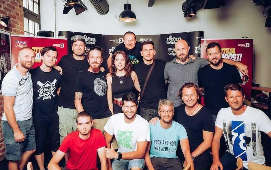 Rekordna prodaja za Dubiozo vs. S.A.R.S. v Stožicah! (foto: Marko Ocepek)