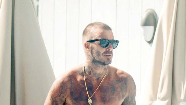 David Beckham je postaven kot mladenič! (foto: Profimedia)