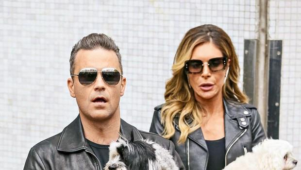 Robbie Williams je tretjič postal očka! (foto: Profimedia)