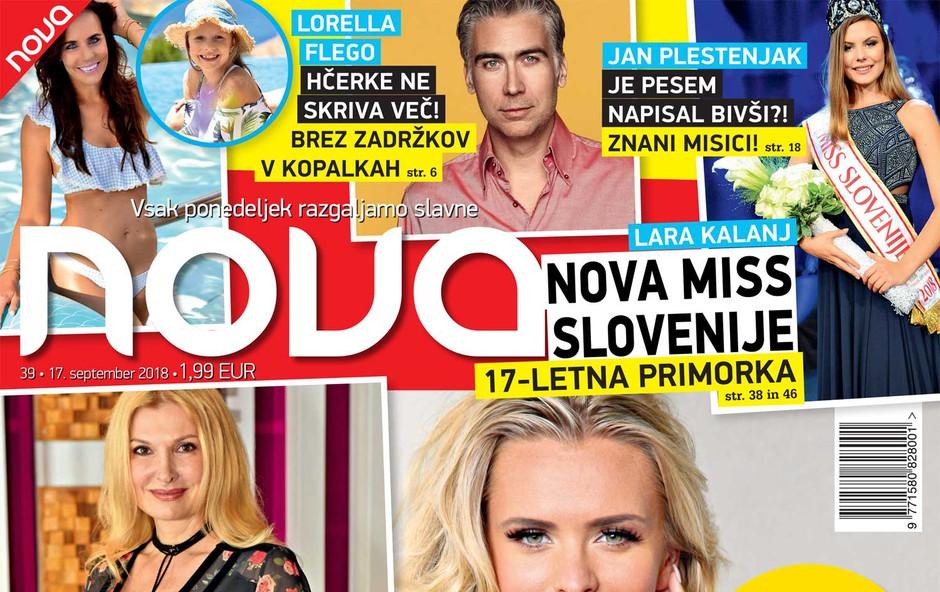 Nadiya Bychkova: Pristala med ikonami! (foto: Nova)