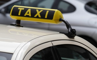 V Ljubljani prijeli domnevnega roparja taksistov