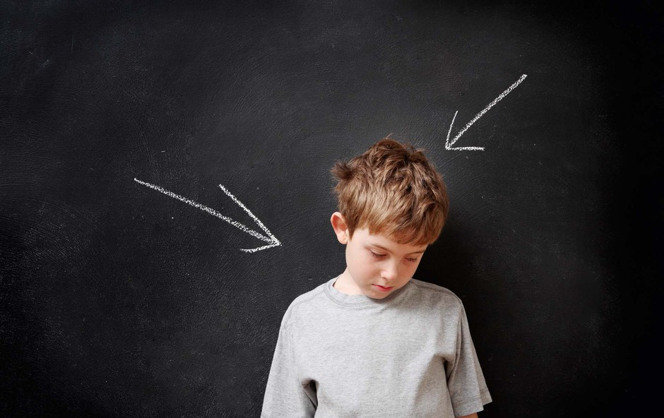 Življenje z disleksijo: Usmiljenje ni dobro za otroka! (foto: Shutterstock)