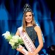 Lara Kalanj je pri 17 letih postala najlepša Slovenka