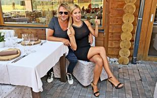 Sta Lea Mederal Gams in Aleš Bartol sveže pečena zaljubljenca?