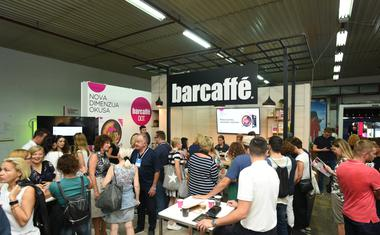 Barcaffè je v Rovinju na Weekend Media Festivalu predstavil prvo turško kavo v kapsuli