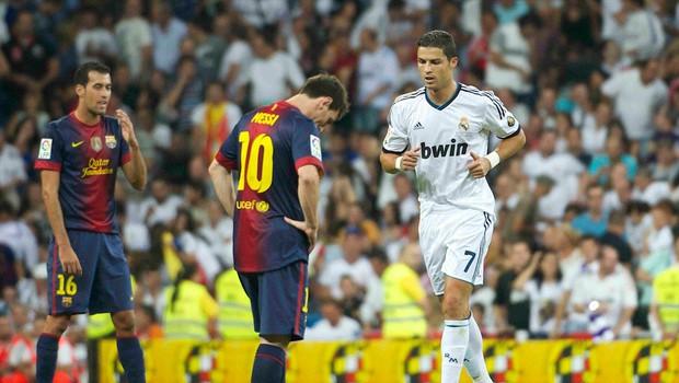 Messi prvič glasoval za Ronalda, Ronaldo pa ni glasoval za Messija (foto: profimedia)