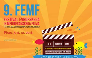 9. Festival evropskega in mediteranskega filma