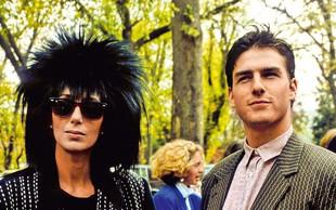 Cher je pohvalila Toma Cruisa: Bil je dober ljubimec