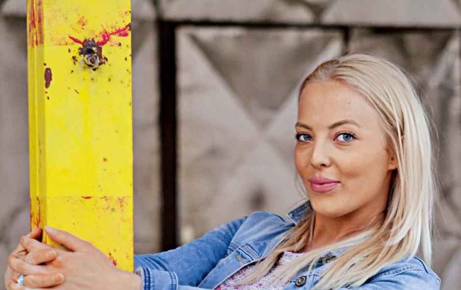 """Ksenija Kranjec: """"Že eno leto nisem seksala"""" (foto: GORAN ANTLEY)"""