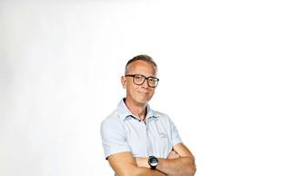 Dan z Robertom Pečnikom: Priprave na ljubljanski maraton