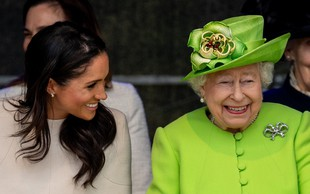 Kraljica Elizabeta jutra začenja z ginom in limono