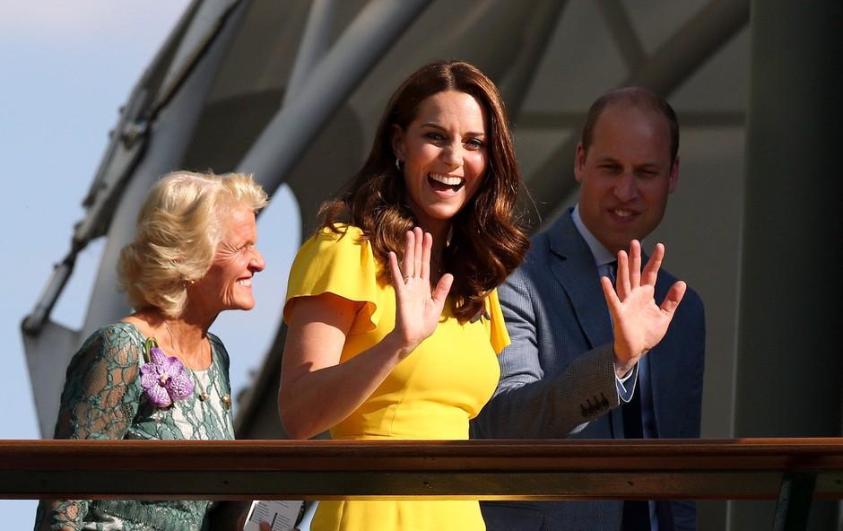 Kate Middleton je že pred leti naredila enako potezo kot smo jo videli pri Meghan Markle (foto: Profimedia)