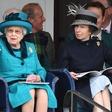 Britanska princesa Anne se nikoli ne rokuje