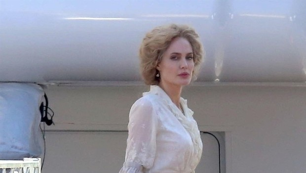 Angelina Jolie na snemanju novega filma povsem spremenjena (foto: Profimedia)