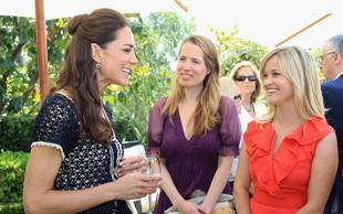 Igralka Reese Witherspoon razkrila, kakšna je v resnici Kate Middleton