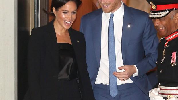 Meghan Markle in princ Harry sta se do jutra zabavala v Amsterdamu (foto: Profimedia)