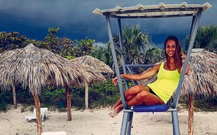Ingrid Ulaga na Kubi ostala brez prtljage!